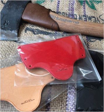 手斧ネックガードキット ハスクバーナ38cm専用 送料無料