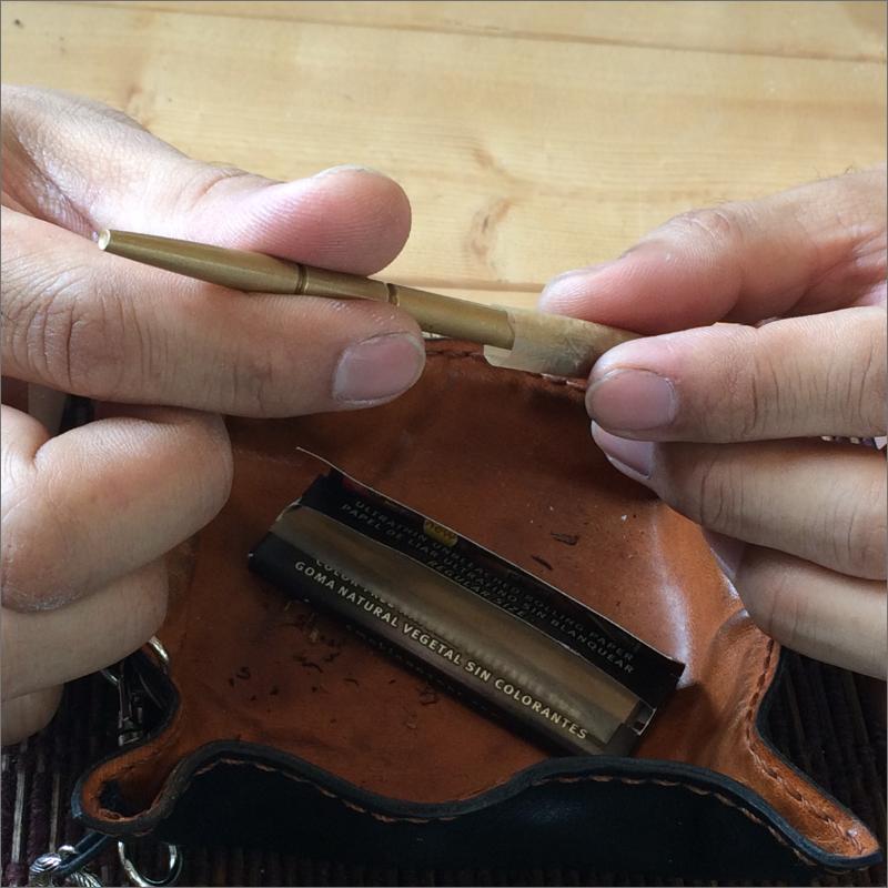 手巻き用タンパー2