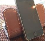 本革スマートフォンケース7
